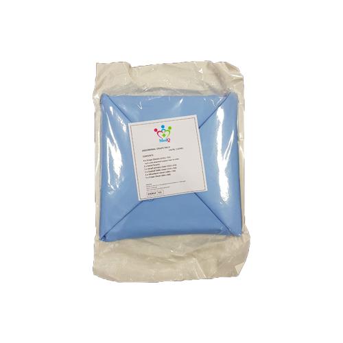 Abdominal drape pack