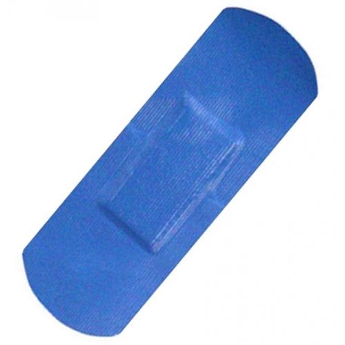 Plasters Strips Blue