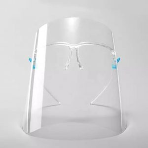 Glasses Face shield