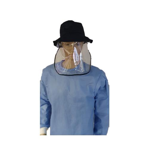 School hat with visor