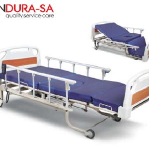 Electric Hospital Bed with Commode